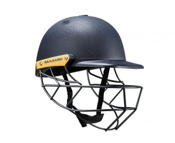 Masuri C Line Steel Cricket Helmet - Navy