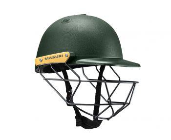 Masuri Original Series MKII Legacy Steel Junior Helmet – Green