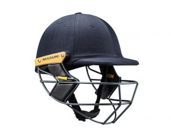 Masuri T Line Steel Cricket Helmet - Navy