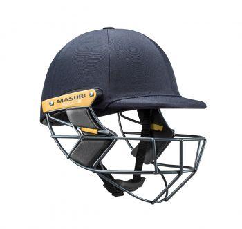 Masuri T Line Titanium Cricket Helmet - Navy