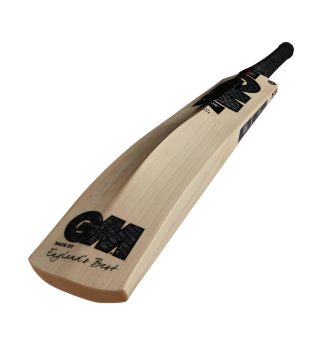 Gunn & Moore Noir 808 Harrow Cricket Bat – White/Black