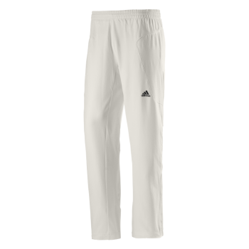 Adidas Playing Cricket Pants - Chalk