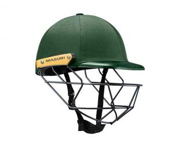 Masuri Original Series MKII Legacy Plus Steel Junior Helmet – Green