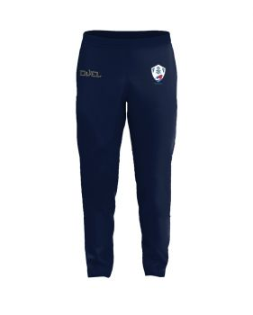 OSSCC Duel Tapered Training Pants - Blue/White