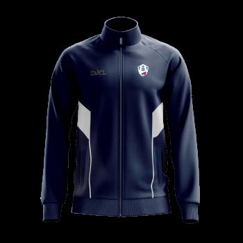 OSSCC Duel Training Jacket - Blue/White
