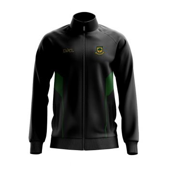 Coombswood CC Duel Training Jacket - Black/Green
