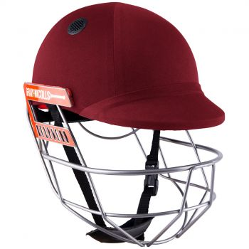 Gray-Nicolls Ultimate 360 Pro Cricket Helmet – Maroon