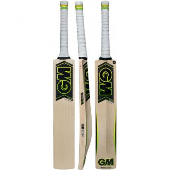 Gunn & Moore Zelos Original Cricket Bat - Black/Yellow/Green