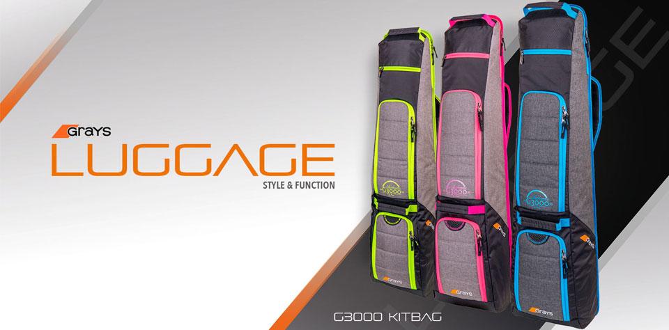 All Hockey Luggage